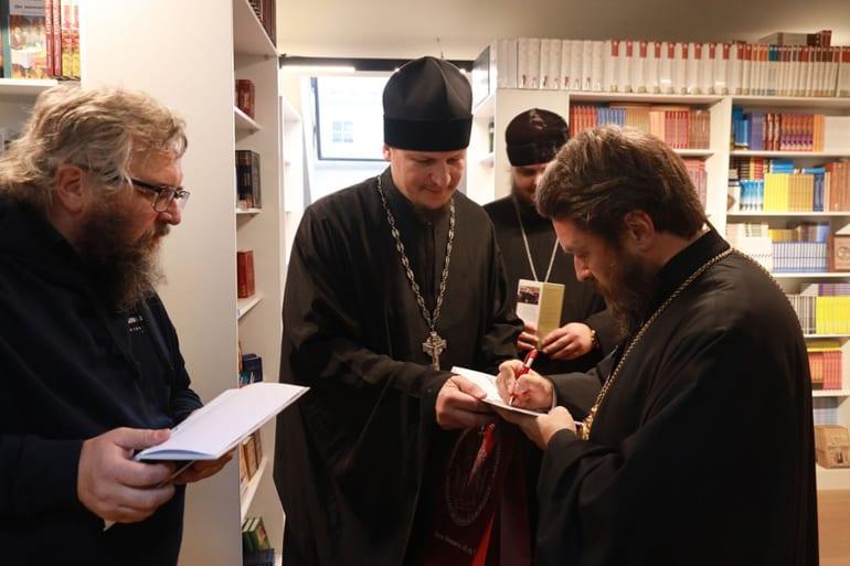 Новая «сокровищница знаний»: на Черниговском Подворье открылась Книжная палата