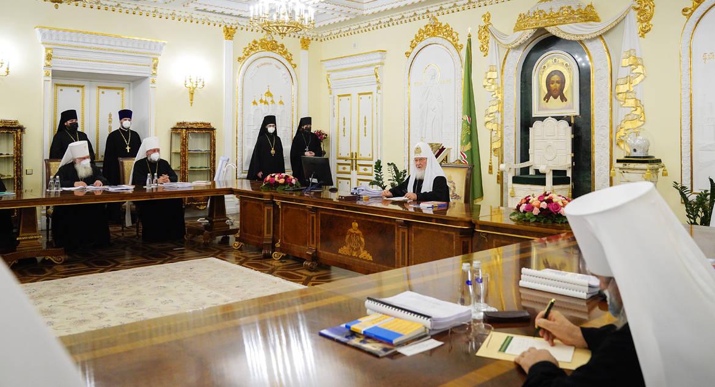 Священный Синод решит, как будет структурно оформлено присутствие Русской Церкви в Африке