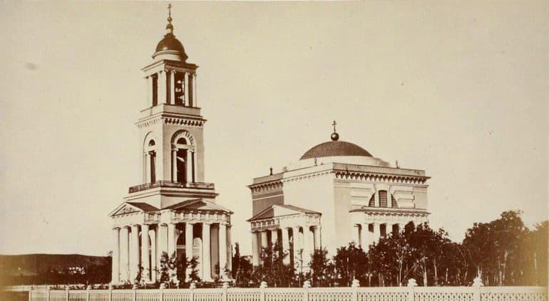 В Саратове начинается воссоздание разрушенного в 1930-е собора Александра Невского