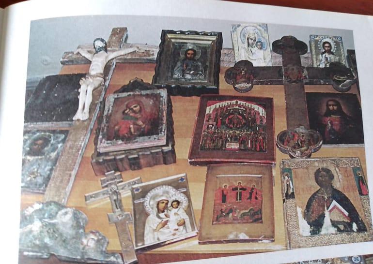 Случайно найденная книга рассказала, как тульский угрозыск спасал иконы от контрабандистов