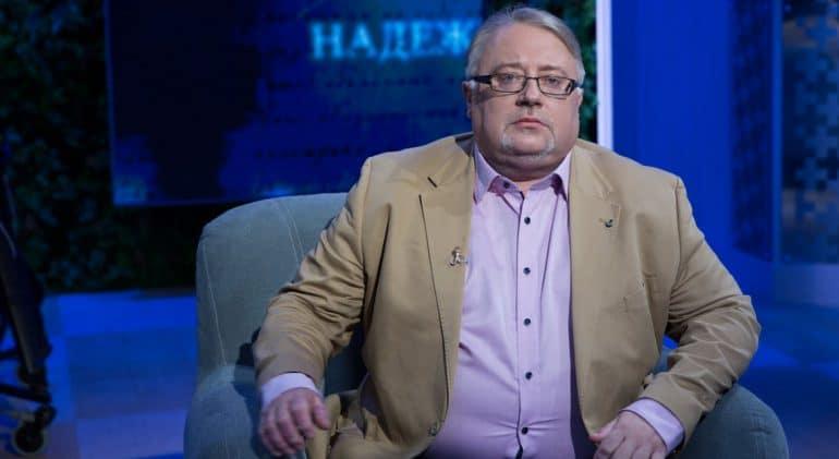 Вадим Полонский станет гостем программы «Парсуна» 17 октября