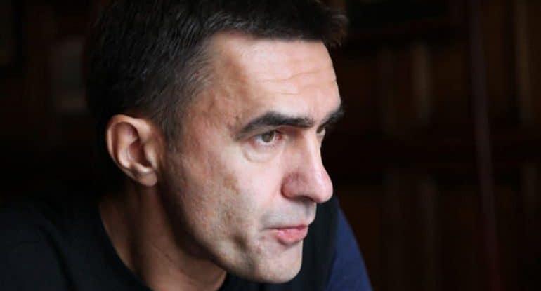 Музыкант Вячеслав Бутусов отмечает 60-летие