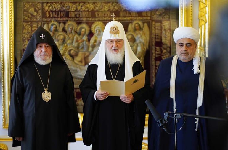 Участники трехсторонней встречи по Нагорному Карабаху призвали освободить военнопленных и не применять оружие