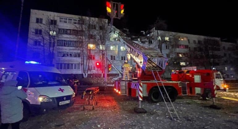 Казанская епархия предложила помощь пострадавшим от взрыва газа в Набережных Челнах