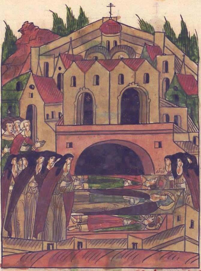 Как среди наших святых оказался князь, который жил в Орде и женился на ханской дочке?
