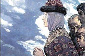 Идеал жены, матери и княгини