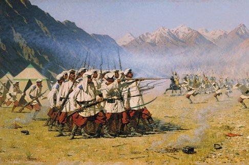 Художник и война