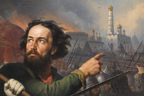 Возвращение русской смуты