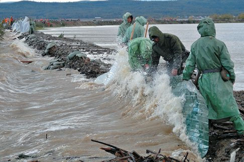 Потоп 2013: Дальний Восток
