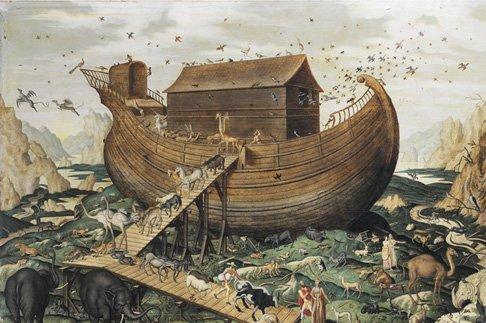 Ной.  Пережить катастрофу