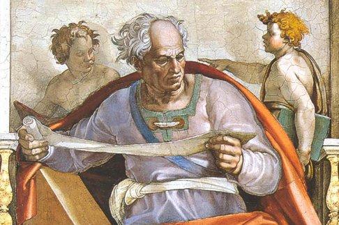 Пророк Иоиль, очевидец нашествия