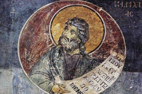 Пророк Малахия: грядущий Вестник