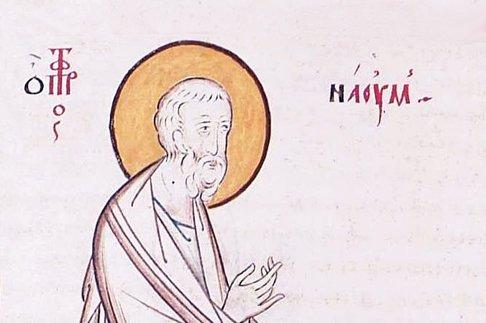 Пророк Наум, обличитель Ниневии