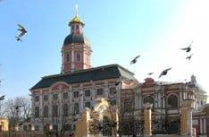 Петербургской митрополии вернут Благовещенскую церковь Александро-Невской лавры