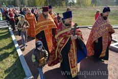 Крестный ход ветеранов и блокадников прошел в Санкт-Петербурге
