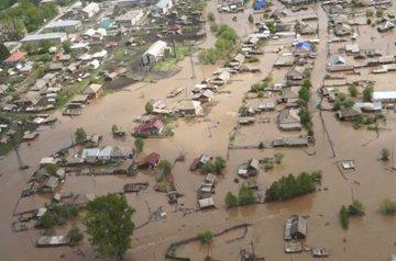В подтопленные районы Горно-Алтайска вылетели сотрудники Синодального отдела по благотворительности