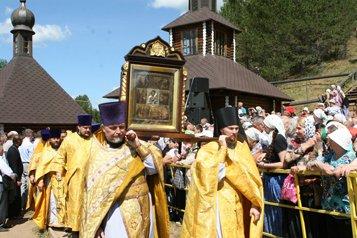 В Великорецком крестном ходе приняли участие около 70 тысяч верующих