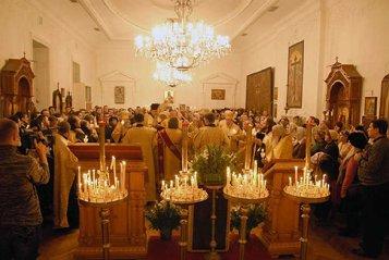 В Русскую Зарубежную Церковь возвращаются временно ушедшие в раскол