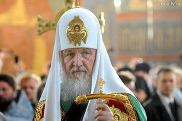 Патриарх Кирилл предложил провести в школах открытые уроки, посвященные Сергию Радонежскому