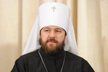 Нецензурную лексику следует запретить и в общественных местах, считает митрополит Волоколамский Иларион