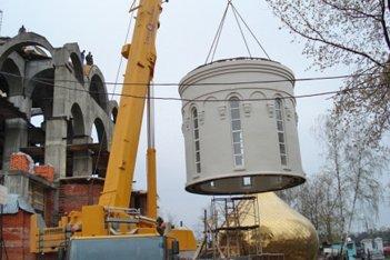 В «Новой Москве» за десять лет построят 100-150 храмов