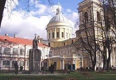 Архив об Александро-Невской лавре оцифрует Президентская библиотека