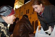 В Санкт-Петербурге для бездомных собирают куличи и пасхальные яйца