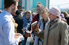 В Великую субботу в храмах Москвы и Подмосковья пройдет просветительская акция