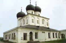 Министерство культуры профинансировало реставрацию новгородского Рождественского Антониева монастыря