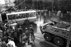 В Москве помянули погибших во время событий 1991 года