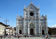 Во Флоренции завершена реставрация росписей в базилике Святого Креста