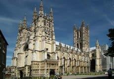 Кентерберийский собор Англии может закрыться для посетителей