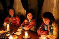 Российский православный университет принял участие в акции «Час Земли»