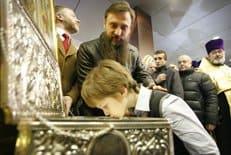 Дарам волхвов в Москве поклонились более 400 тысяч паломников