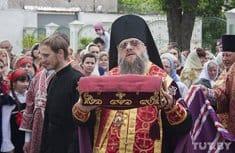 Сотни верующих Бреста поклонились мощам святителя Спиридона Тримифунтского
