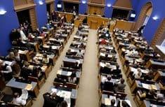 Эстония начала законодательный процесс по легализации однополых браков