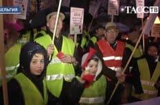 В Бельгии прошла демонстрация против легализации детской эвтаназии