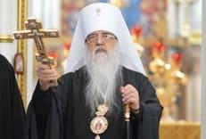 В Минске прошли торжества в честь 35-летия служения митрополита Минского и Слуцкого Филарета