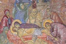 Уникальные фрески XIV века представят в Великом Новгороде