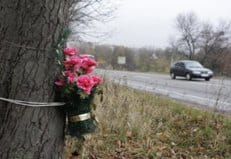 ГАИ просит Церковь помянуть жертв автокатастроф