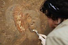 Израильские археологи раскопали древнюю христианскую церковь
