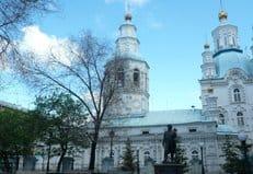 Красноярской епархии передали в дар росток Неопалимой купины