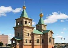 К празднику Пасхи в Татарстане восстановят все пострадавшие от поджогов храмы
