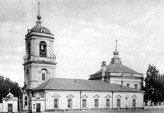 На Преображенской площади Москвы воссоздают храм XVIII века