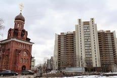 В Москве освятили храм при больнице для ВИЧ-инфицированных