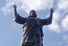В Сирии, при участии Московской духовной академии, установлена статуя Иисуса Христа