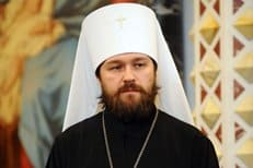 Русская Церковь принимает деятельное участие в подготовке Всеправославного Собора, - митрополит Волоколамский Иларион