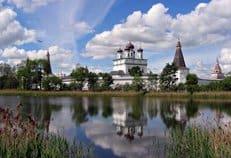 Подворье Иосифо-Волоцкого мужского монастыря откроется в Москве