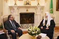 Иностранное вторжение нанесло ущерб христианству в Ираке, считает патриарх Кирилл