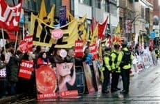 Ирландские правозащитники выступили с требованием сохранить запрет на аборты